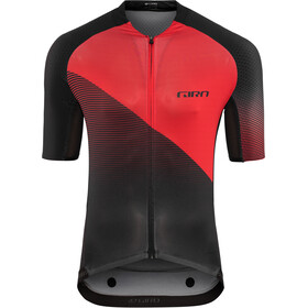 Giro Chrono Pro Jersey Herre black/red shadow